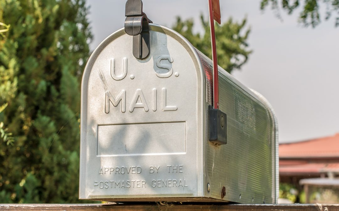 NCOA Mailing Program